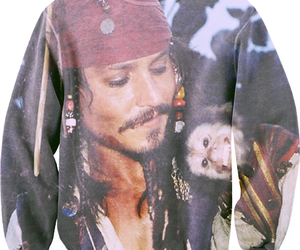 hipster, movie, and jack sparrow image