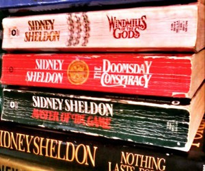 books, priority, and sidney sheldon image