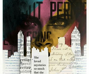 cara, papertowns, and Paper image