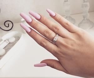 fashion, nails, and pretty image