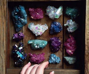 cool, magic, and mineral image