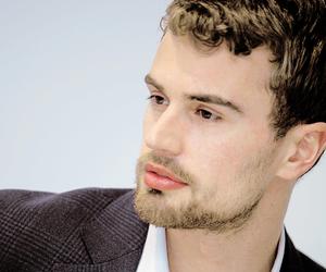 theo james, insurgent, and four image