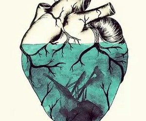 feelings, heart, and place image