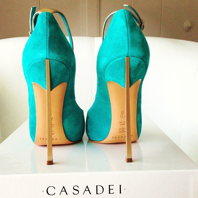 fashion, shoes, and casadei image