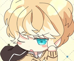 diabolik lovers, chibi, and shu sakamaki image