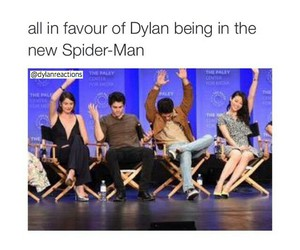 new, spider man, and want image