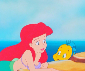 ariel, qualitytumblrdisney, and disney image
