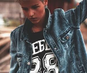 tomboy, style, and girl image