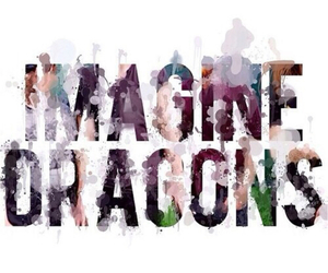 wallpaper and imagine dragons image