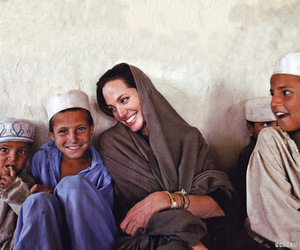 Angelina Jolie, angelina, and smile image