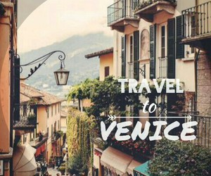 italy, travel, and love image