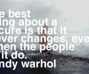 quote, andy warhol, and picture image