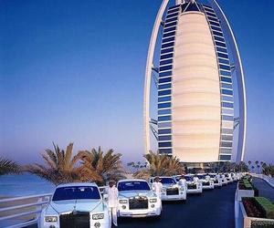 Dubai, luxury, and car image