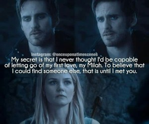 hook, once upon a time, and emma swan image