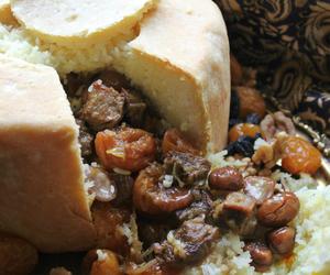 cuisine, rice, and azerbaijan image