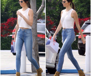 Kendall, style, and kendall jenner image