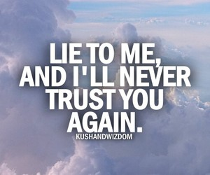 lie, me, and quote image