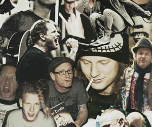 slipknot, corey taylor, and Collage image