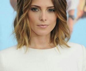 hair, hairstyle, and ashley greene image