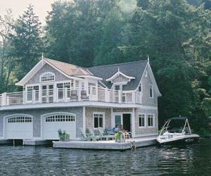 beautiful, boats, and dream house image