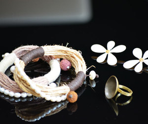bracelets, jewelry, and ring image