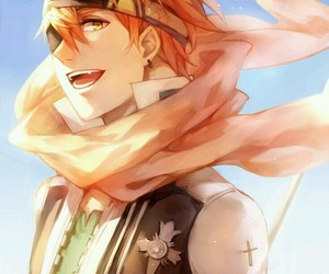 lavi, anime, and d gray man image