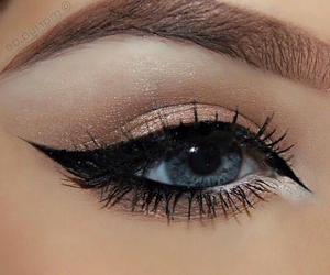 cosmetics, eyeliner, and makeup image