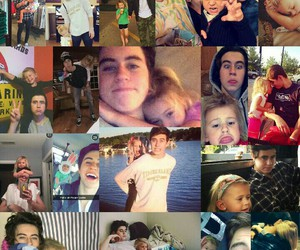 family, nash grier, and hayes grier image