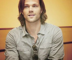 jared padalecki, supernatural, and sam winchester image