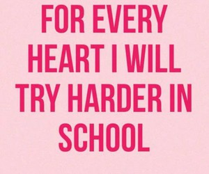 school, motivation, and try image