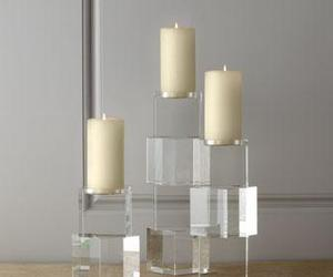 candles, interior, and decor image