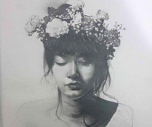 capelli, fashion, and fiori image