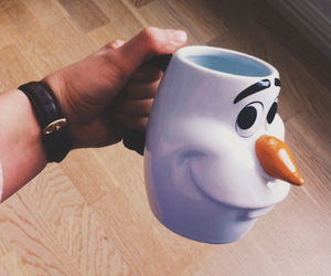 cup, frozen, and happiness image
