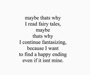 fairy tale, quotes, and fantasy image