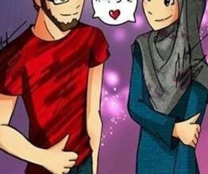 Image About Love In Muslim Anime By Maryam Javaid