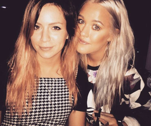 lottie tomlinson, gemma styles, and one direction image