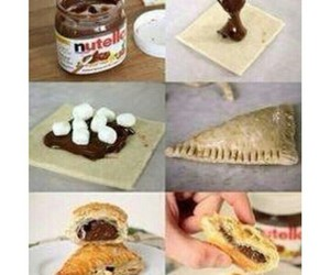 nutella, food, and diy image