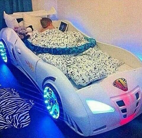 car, funny, and room image