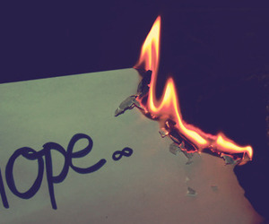 fire, hope, and mika image