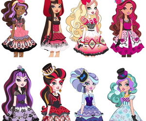 girls and ever after high image
