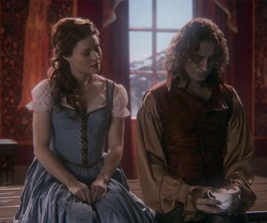 ouat and rumbelle image