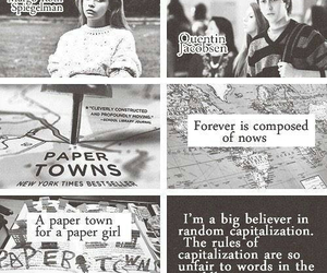 john green and paper towns image