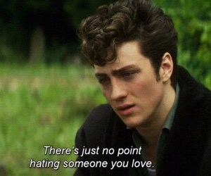 love, hate, and nowhere boy image