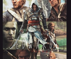 Assassins Creed and edward kenway image