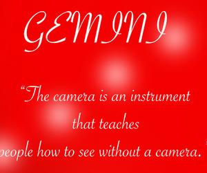 astrology, beauty, and gemini image
