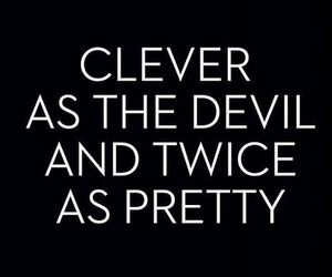 quotes, pretty, and Devil image