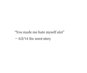 quotes, love, and hate image