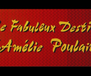 film and amelie image
