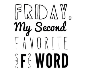friday and quotes image