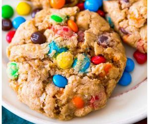 Cookies, candy, and chocolate image